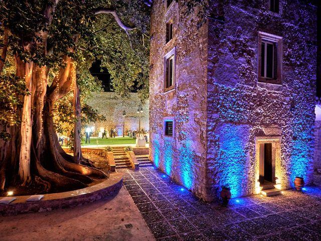 Il matrimonio di Federica e Enrico a Trabia, Palermo 33