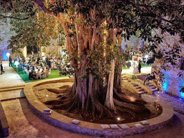 Il matrimonio di Federica e Enrico a Trabia, Palermo 1