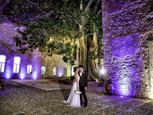 Il matrimonio di Federica e Enrico a Trabia, Palermo 35