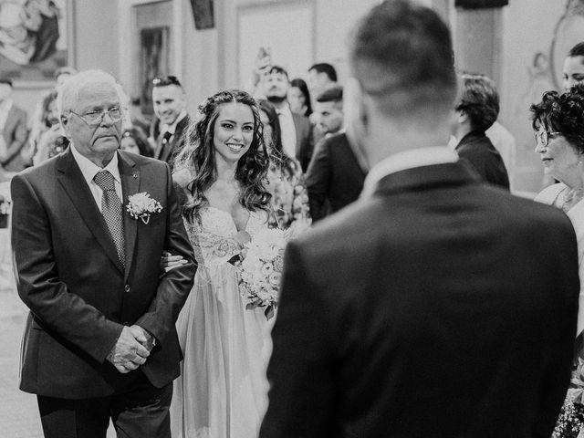 Il matrimonio di Alessandro e Jessica a Reggio nell'Emilia, Reggio Emilia 31