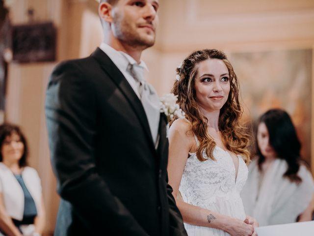 Il matrimonio di Alessandro e Jessica a Reggio nell'Emilia, Reggio Emilia 32