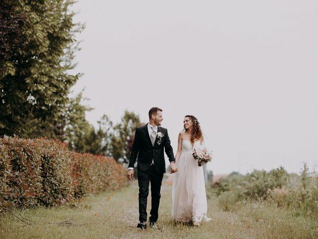 Il matrimonio di Alessandro e Jessica a Reggio nell'Emilia, Reggio Emilia 55