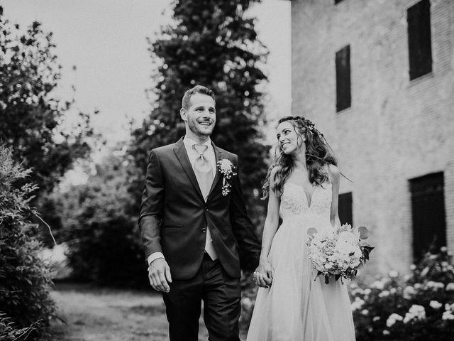 Il matrimonio di Alessandro e Jessica a Reggio nell'Emilia, Reggio Emilia 57