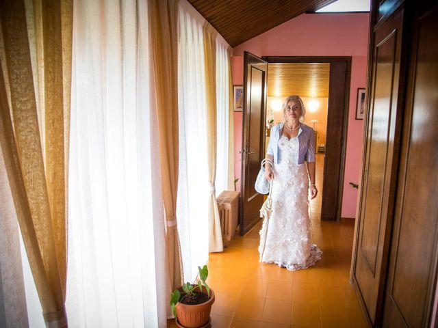Il matrimonio di Davide e Sandra a Camposampiero, Padova 12