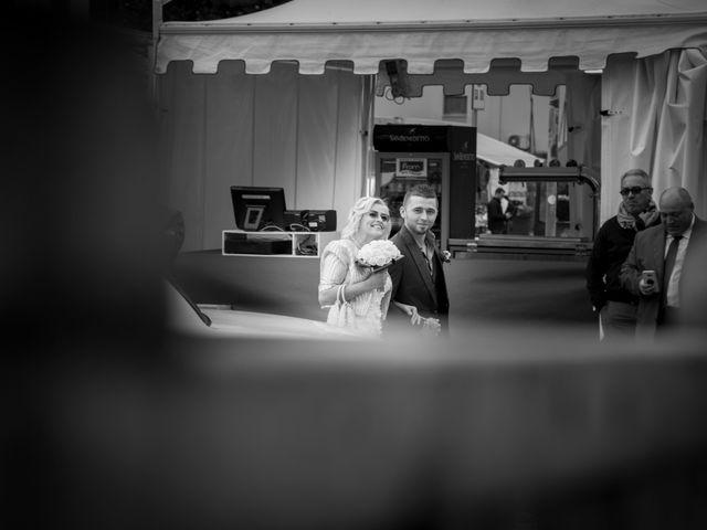 Il matrimonio di Davide e Sandra a Camposampiero, Padova 16