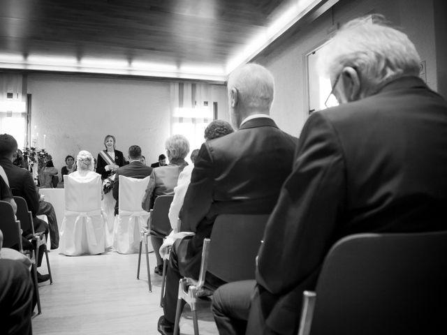 Il matrimonio di Davide e Sandra a Camposampiero, Padova 18
