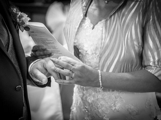Il matrimonio di Davide e Sandra a Camposampiero, Padova 19