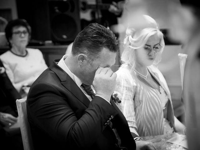 Il matrimonio di Davide e Sandra a Camposampiero, Padova 20