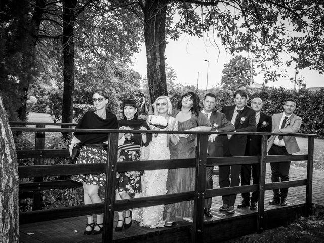 Il matrimonio di Davide e Sandra a Camposampiero, Padova 23