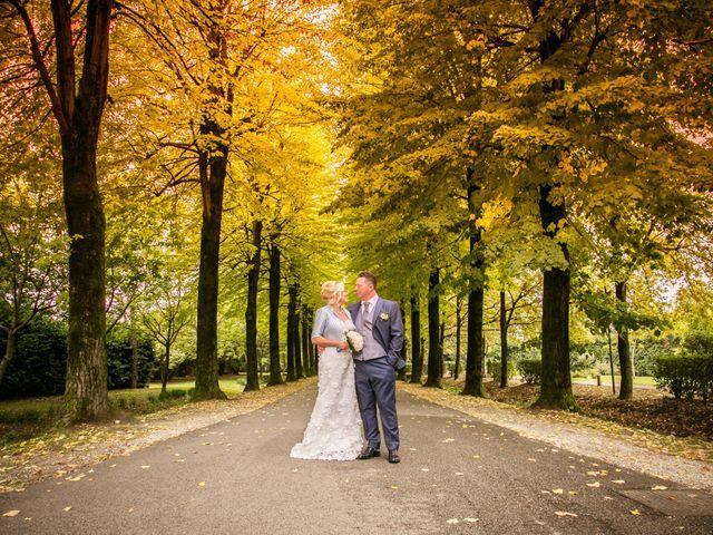 Il matrimonio di Davide e Sandra a Camposampiero, Padova 1