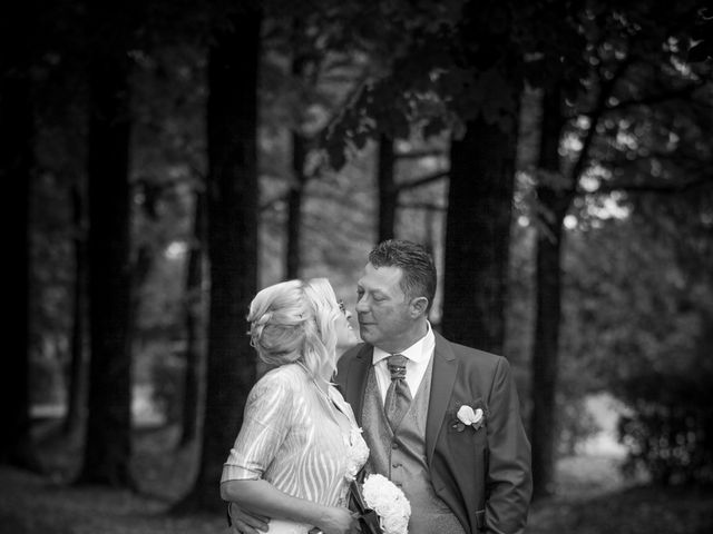 Il matrimonio di Davide e Sandra a Camposampiero, Padova 25