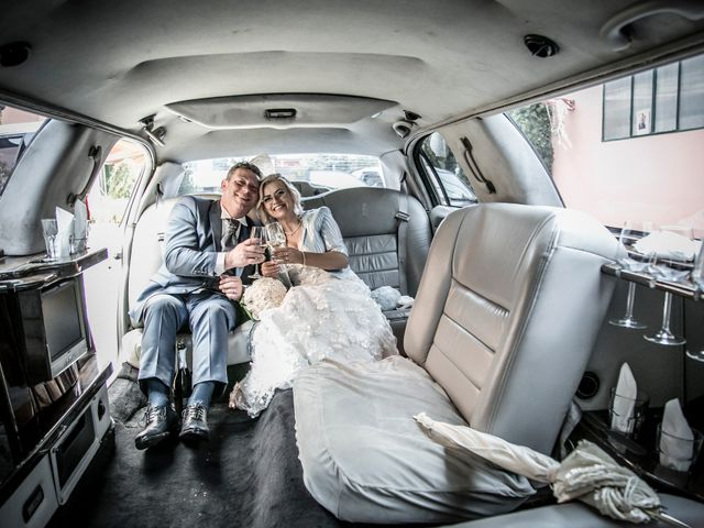 Il matrimonio di Davide e Sandra a Camposampiero, Padova 26