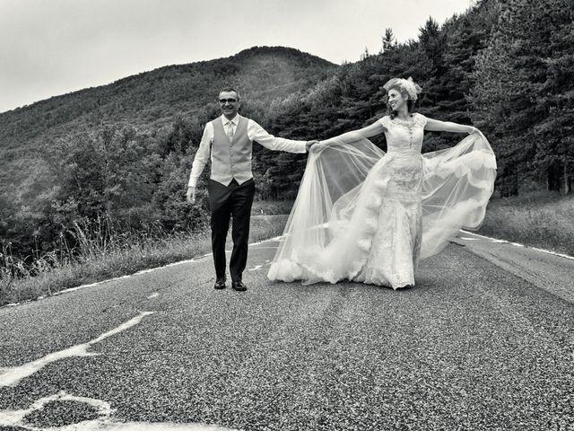 le nozze di Francesca e Rossano