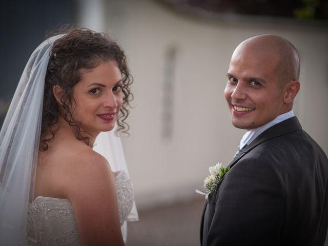 Le nozze di Ilaria e Carmine