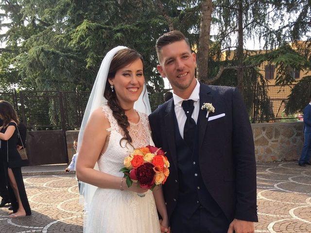 le nozze di Valentina e Marko