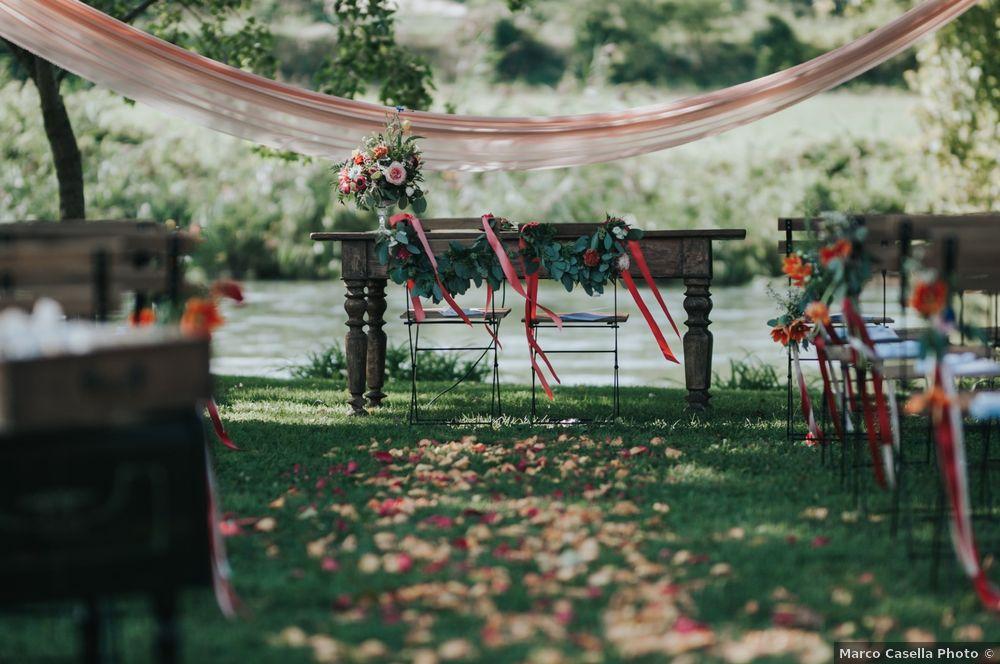 Matrimonio all'aperto: scegli le tue decorazioni! 1