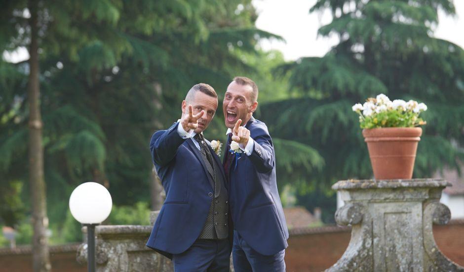 Il matrimonio di Fabry e Alex a Chignolo Po, Pavia