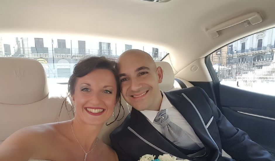 Il matrimonio di Andrea  e Elena a Palermo, Palermo