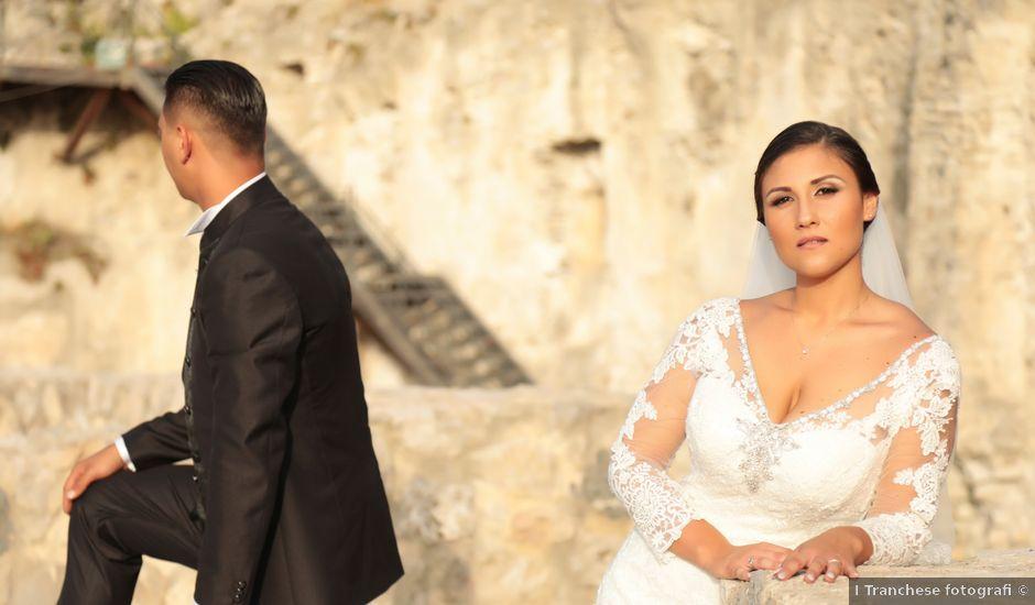Il matrimonio di Antonio e Martina a Napoli, Napoli