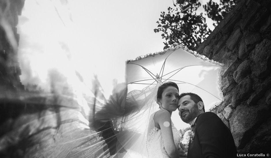 Il matrimonio di Fabrizio e Eleonora a Millesimo, Savona
