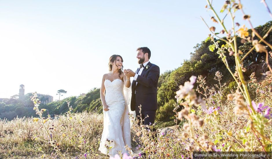 Il matrimonio di Giacomo e Federica a Santa Marinella, Roma