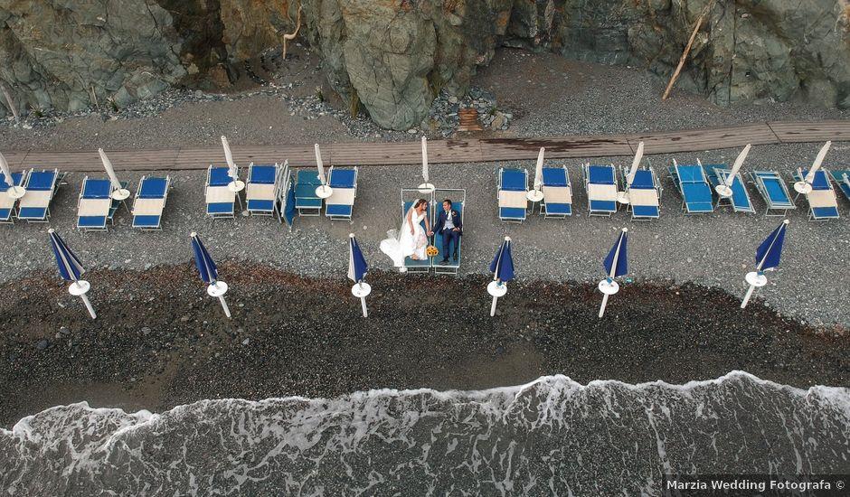 Il matrimonio di Matteo e Lavinia a Genova, Genova