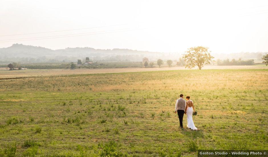 Il matrimonio di Alessandro e Erica a Casalnoceto, Alessandria