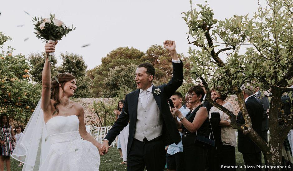 Il matrimonio di Cosimo e Fortuna a Mesagne, Brindisi