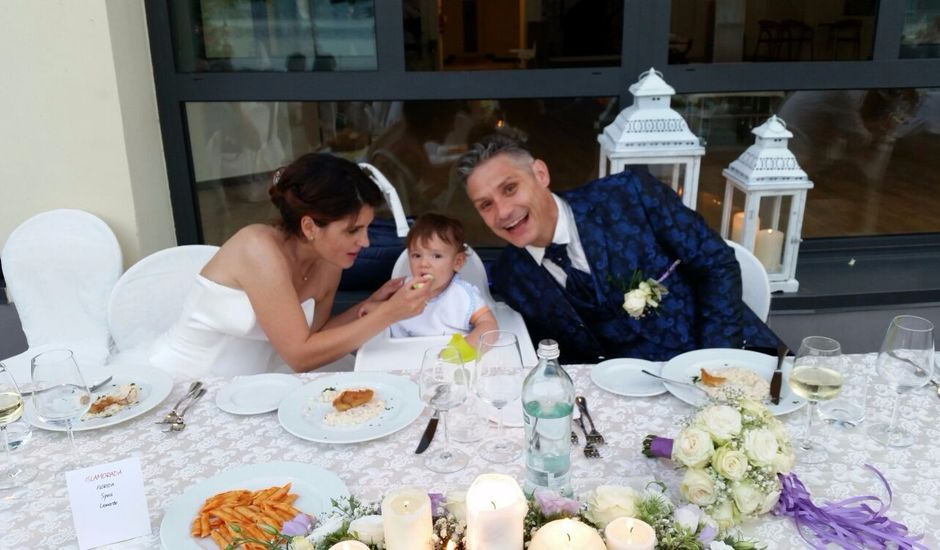 Il matrimonio di Aldo e Monica a Menaggio, Como