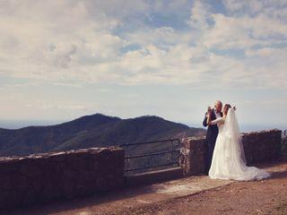 Le nozze di Cristina e Gino