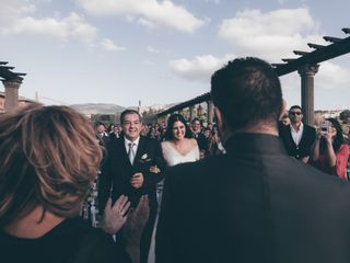 Le nozze di Flavia e Domenico 1