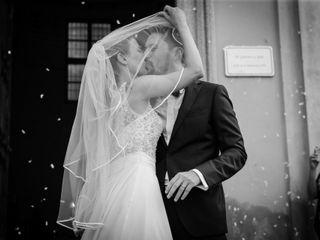 Le nozze di Giuly e Mat