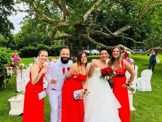 Le nozze di Rita e Mario 1