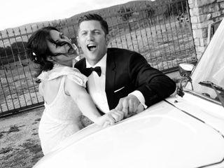 Le nozze di Cinzia e Juan