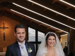 Le nozze di Georgia  e Tiziano  3