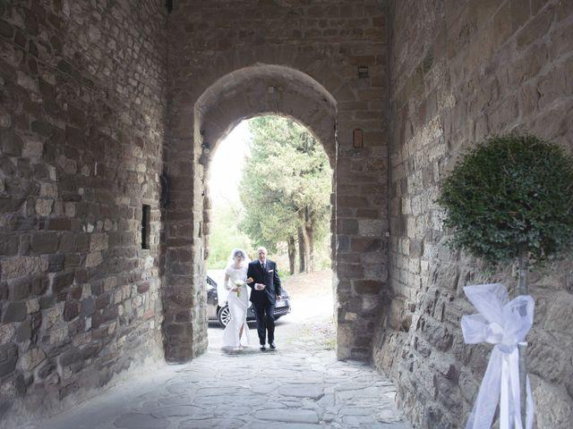 Il matrimonio di Angelo e Mariella a Gubbio, Perugia 14