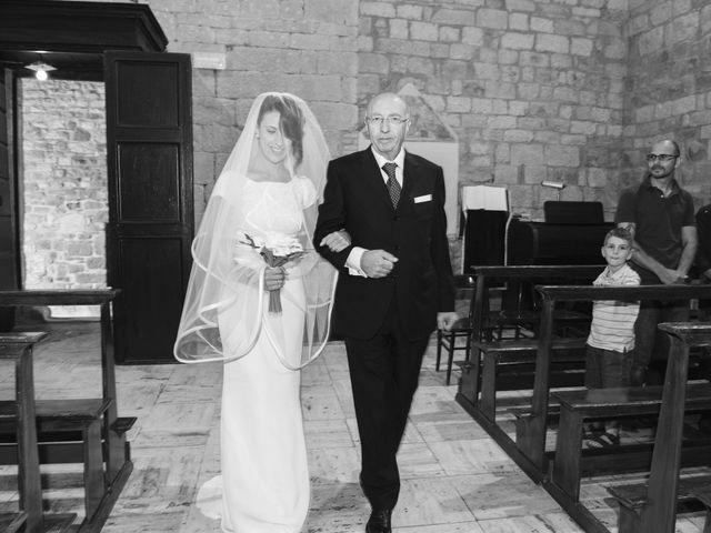 Il matrimonio di Angelo e Mariella a Gubbio, Perugia 15