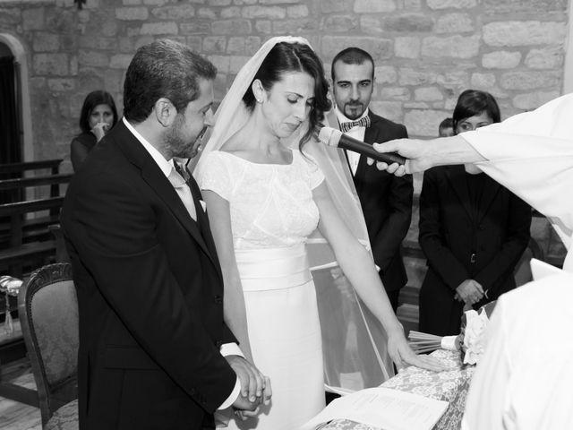 Il matrimonio di Angelo e Mariella a Gubbio, Perugia 17