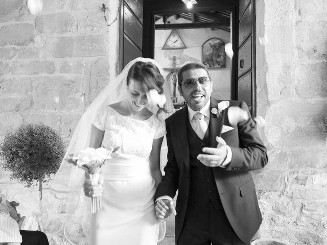 Il matrimonio di Angelo e Mariella a Gubbio, Perugia 19