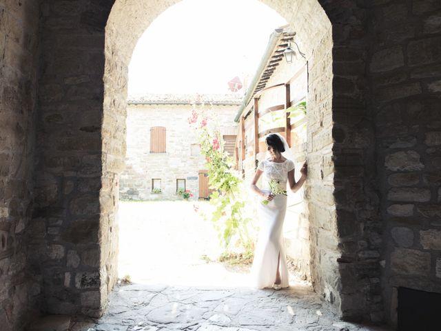 Il matrimonio di Angelo e Mariella a Gubbio, Perugia 20