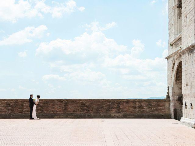 Il matrimonio di Angelo e Mariella a Gubbio, Perugia 21