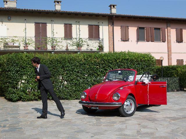 Il matrimonio di Mat e Giuly a Pavia, Pavia 23
