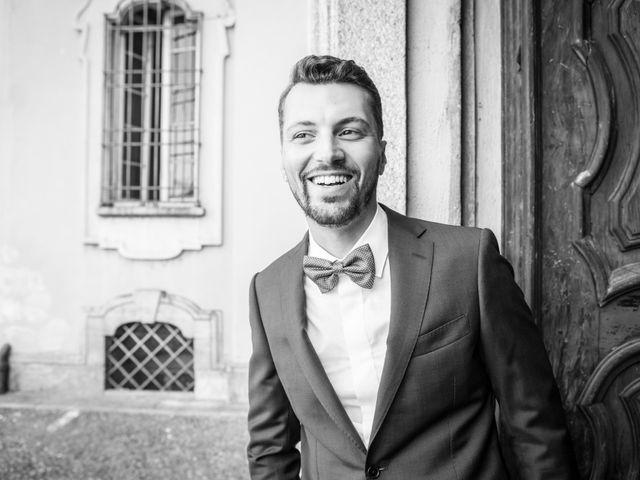 Il matrimonio di Mat e Giuly a Pavia, Pavia 26