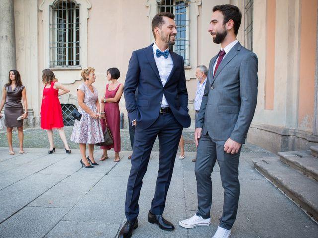 Il matrimonio di Mat e Giuly a Pavia, Pavia 27