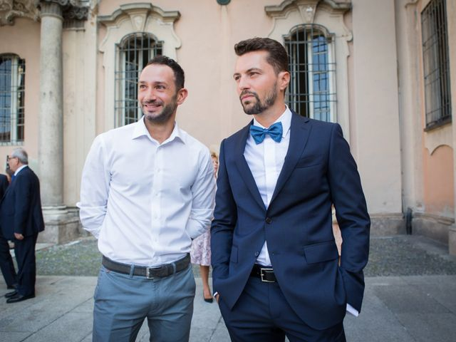 Il matrimonio di Mat e Giuly a Pavia, Pavia 28