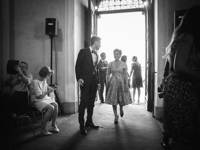 Il matrimonio di Mat e Giuly a Pavia, Pavia 29