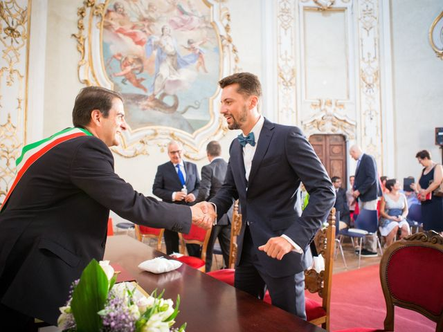 Il matrimonio di Mat e Giuly a Pavia, Pavia 30