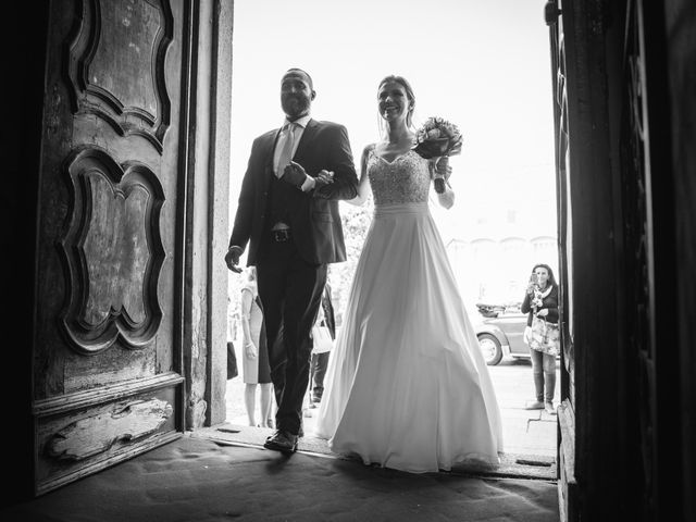 Il matrimonio di Mat e Giuly a Pavia, Pavia 36
