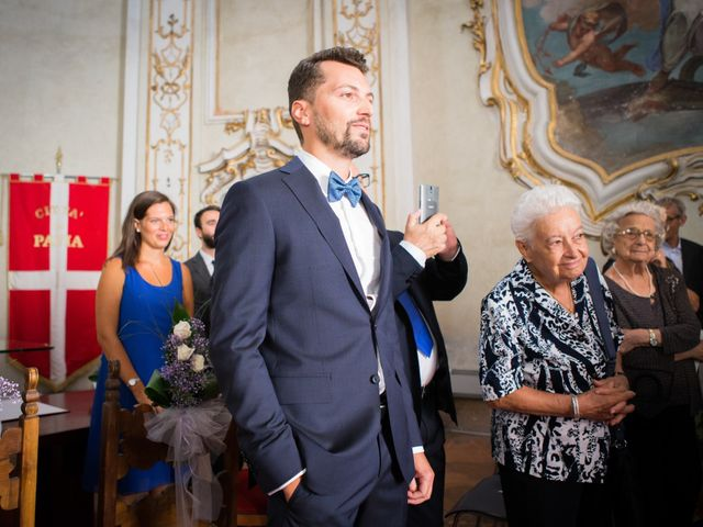 Il matrimonio di Mat e Giuly a Pavia, Pavia 37