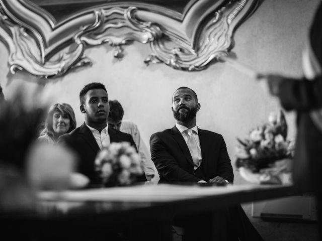 Il matrimonio di Mat e Giuly a Pavia, Pavia 44